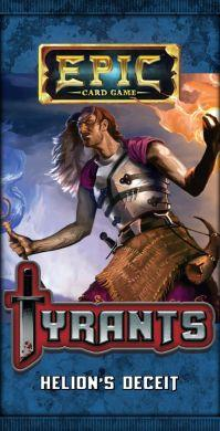 Epic Card Game: Tyrants  Helion's Deceit ON SALE