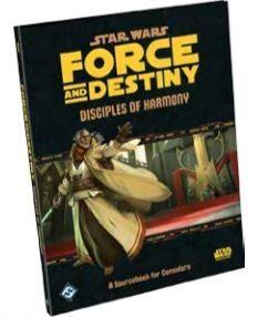 Star Wars: Force and Destiny Disciples of Harmony