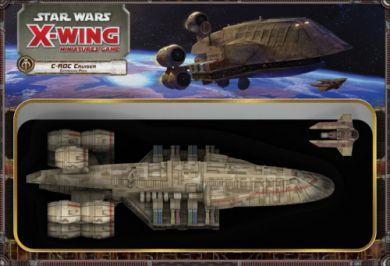Star Wars: X-Wing  C-ROC Cruiser Expansion Pack
