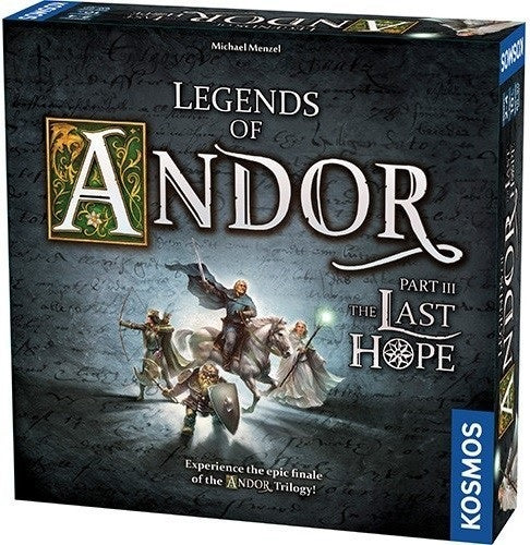 Legends of Andor Part III the Last Hope