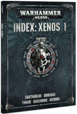 Warhammer 40,000 Index: Xenos 1 ON SALE