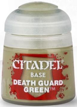 Citadel Base: Death Guard Green 21-37