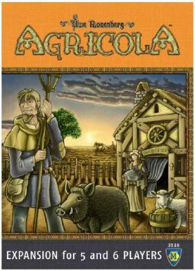 Agricola 5-6 Player Extension