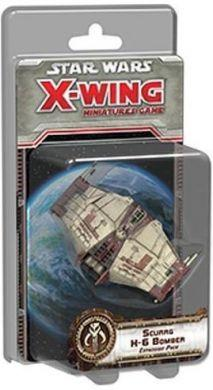 Star Wars: X-Wing: Scurrg H-6 Bomber