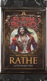 Flesh and Blood TCG Welcome to Rathe UNLIMITED Booster