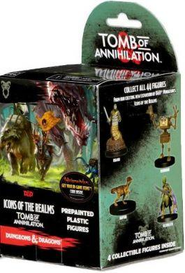 D&D Icons of the Realms Tomb of Annihilation Booster