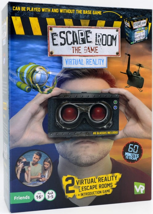 Escape Room the Game Virtual Reality VR