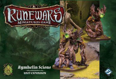 Runewars Miniatures Game: Aymhelin Scions  Unit Expansion