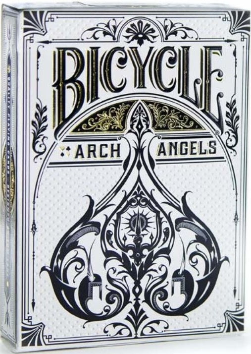 Bicycle Playing Cards - Archangels Deck