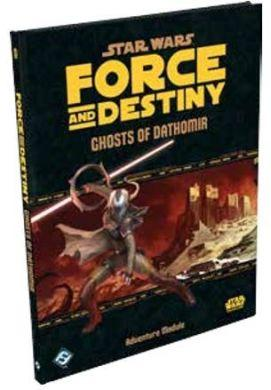 Star Wars: Force and Destiny Ghosts of Dathomir