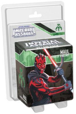 Star Wars: Imperial Assault  Maul Seeker of Vengeance Villain Pack