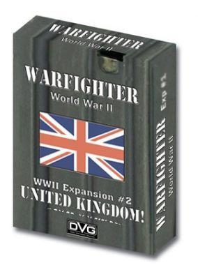 Warfighter: WWII Expansion #2  United Kingdom #1!