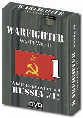 Warfighter: WWII Expansion #9  Russia #1!
