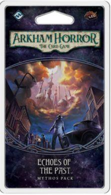 Arkham Horror: The Card Game  Echoes of the Past Mythos Pack