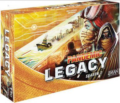 Pandemic Legacy Season 2 (Yellow Edition) On Sale