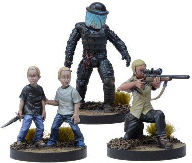 The Walking Dead: Andrea, Prison Sniper Booster ON SALE