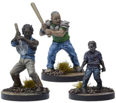 The Walking Dead: Morgan, Distraught Father Booster ON SALE