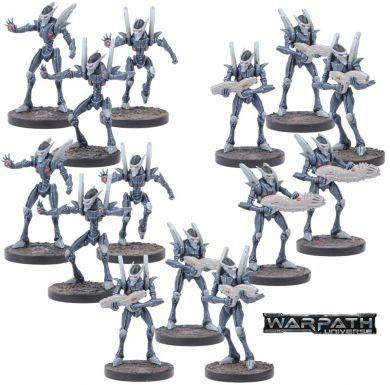 Warpath Asterian Cypher Troops