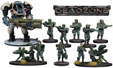 Deadzone 2nd Edition GCPS Faction Booster