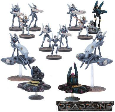 Deadzone 2nd Edition Asterian Faction Booster 2017