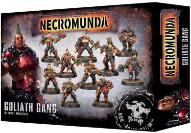 Necromunda: Goliath Gang On Sale
