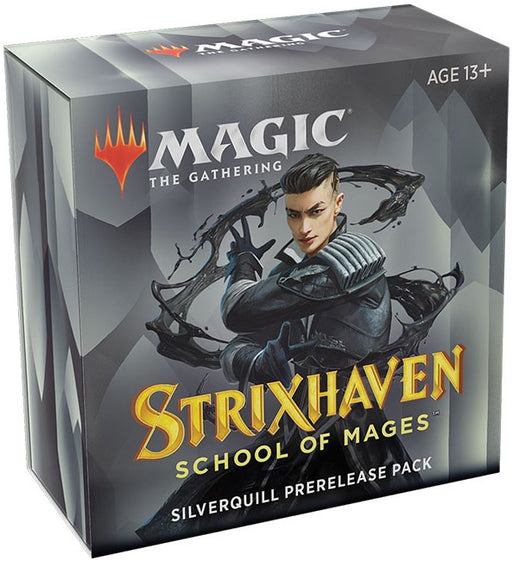 Magic the Gathering Strixhaven School of Mages Prerelease Pack Silverquill Pre Order