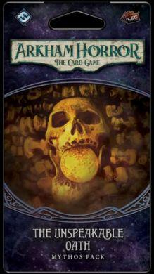 Arkham Horror: The Card Game  The Unspeakable Oath - Mythos Pack