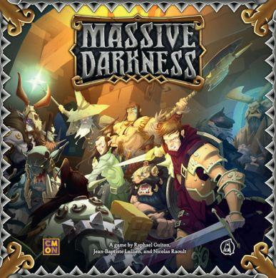Massive Darkness ON SALE