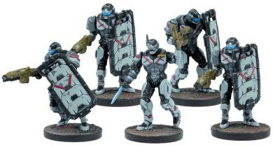 Warpath Enforcer Defender Team