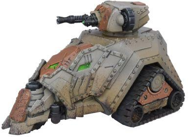 Warpath Forge Father Hultr Half-Track