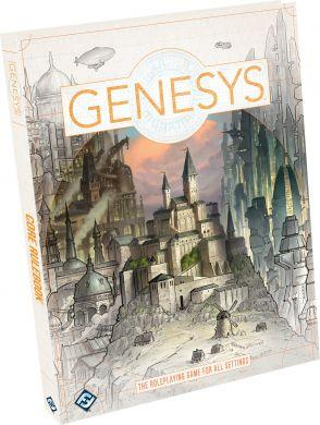 Genesys Role Playing Core Rulebook