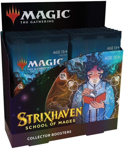Magic the Gathering Strixhaven School of Mages Collector Booster Box Pre Order