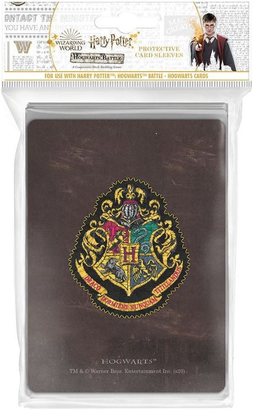 Harry Potter Hogwarts Battle Card Sleeves