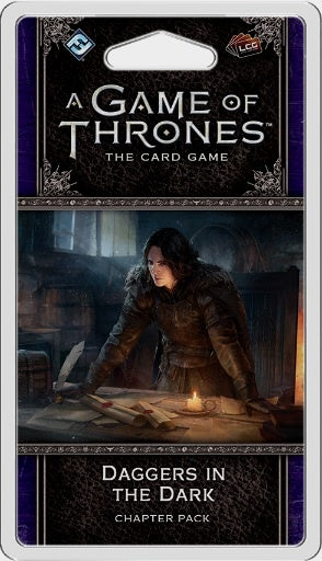 A Game of Thrones: The Card Game (Second Edition) Daggers in the Dark
