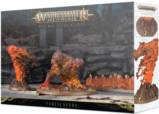 Fyreslayers Magmic Invocations Pre Order