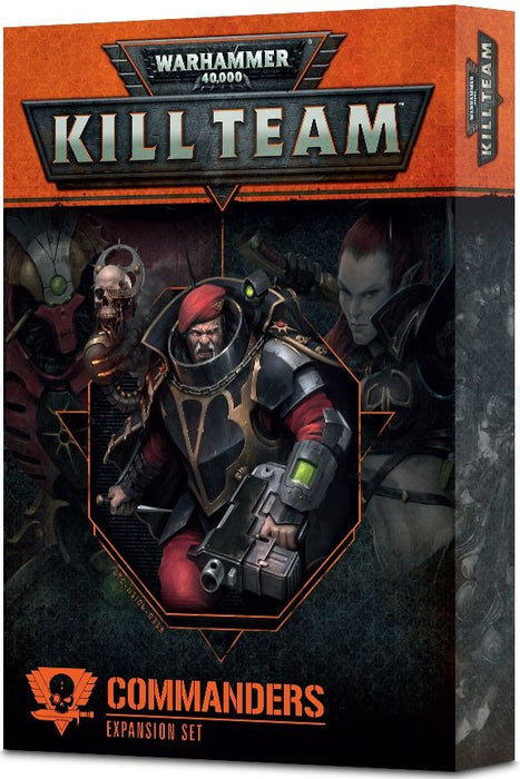 Kill Team Commanders Expansion Set 102-44