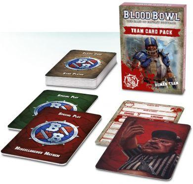 Blood Bowl: Team Card Pack  Human Team