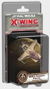 Star Wars: X-Wing: M12-L Kimogila Fighter