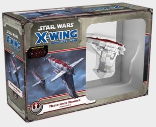 Star Wars: X-Wing: Resistance Bomber