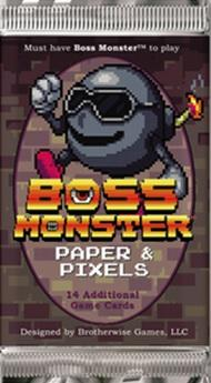 Boss Monster Paper and Pixels Pack