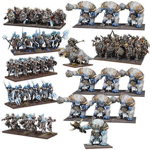 Kings of War Northern Alliance Mega Army Pre Order