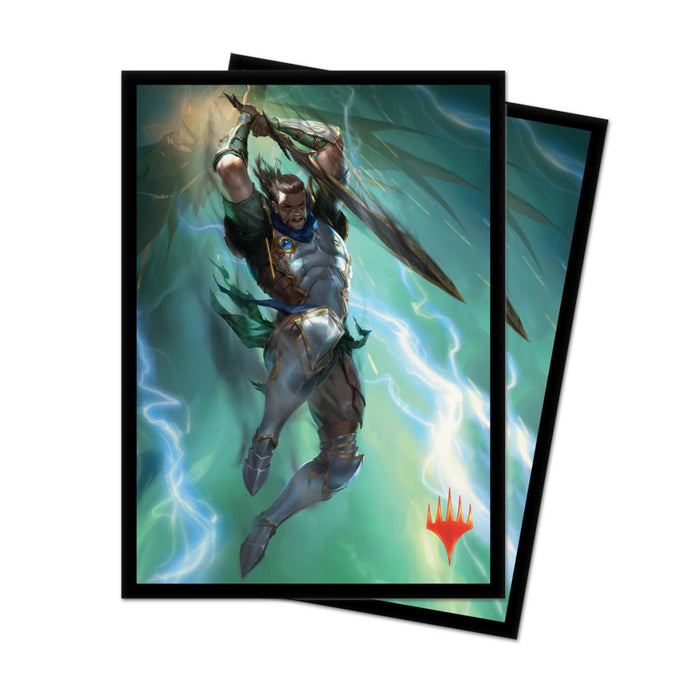 Ultra Pro  War of the Spark Gideon Deck Protectors 100ct