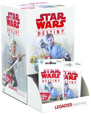Star Wars Destiny: Legacies Booster Display ON SALE