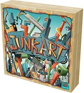 Junk Art - Wood Version