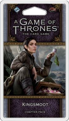 A Game of Thrones: The Card Game (Second edition)  Kingsmoot