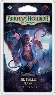 Arkham Horror: The Card Game  The Pallid Mask  Mythos Pack