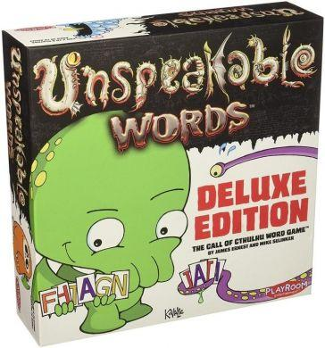 Unspeakable Words Deluxe Edition On Sale