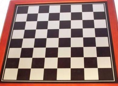 Chess Board Painted 40cm
