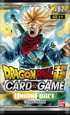 Dragon Ball Super Card Game Booster 02 Union Force