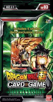 Dragon Ball Super Card Game Starter 03 Cross Worlds The Dark Invasion